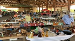 The Biggest And Best Flea Market In Arkansas, Amity Trade Days Is Now Re-Opened