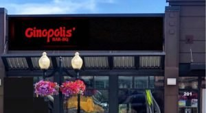 Ginopolis' Bar-BQ Is A Family-Owned Restaurant In Michigan That Will Satisfy Your Heartiest Cravings