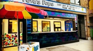 The Popsicles From Pete's Pops In Wisconsin Are The Perfect Treat On A Summer Day
