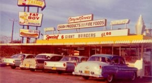 The Retro Diner In Georgia, Zesto Has Ice Cream, Hot Dogs, & Hamburgers Galore