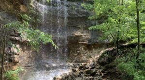 A Short But Beautiful Hike, Bluffs Trail Leads To A Little-Known Waterfall In Missouri