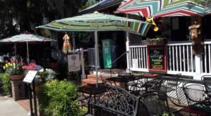 You'll Want To Change Things Up And Order Dessert First At The Cottage Cafe In South Carolina