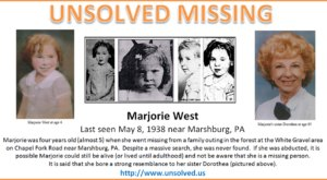 One Of The Oldest Missing Children Cases In The U.S. Started Right Here In Pennsylvania