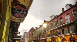 Belle's Diner Is New Orleans' Best 50's-themed Restaurant