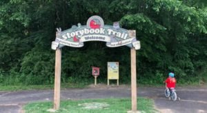 Your Whole Family Will Love The Brand New Storybook Trails Popping Up All Over Ohio