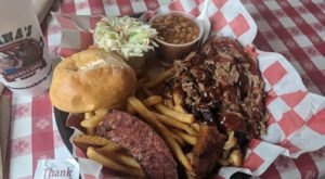 You Can Find Some Of The Best, Old-Fashioned Barbecue In Missouri At Danna's BBQ & Burger Shop