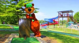 Visit Jellystone Park, The Massive Family Campground In Wisconsin That's The Size Of A Small Town