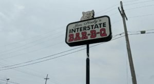 One Of America's Best BBQ Sandwiches Can Be Found At Mississippi's Very Own Interstate Barbecue