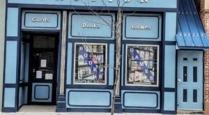 This 4-Story Bookstore In Indiana, Griffon Bookstore and Games, Is Like Something From A Dream