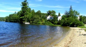 The Hidden Beach In New Hampshire With Clear Waters That Rival The Caribbean