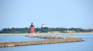 One Of The Most-Photographed Lighthouses In The Country Is Right Here On The Delaware Coast