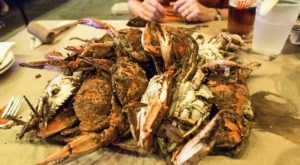 Fill Up On Blue Crabs, The Most Popular Local Dish In Delaware