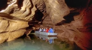 The Almost Perfect Sights And Sounds Of Bluespring Caverns Park In Indiana Will Be A Memory You Won't Forget