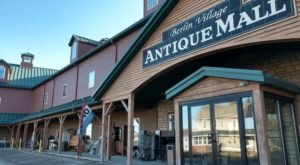 Berlin Village Antique Mall In Amish Country Is A Picture-Perfect Day Trip From Cleveland