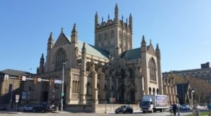 Trinity Cathedral Episcopal Church In Cleveland Is One Of The Most Stunning Lesser-Known Landmarks In The City