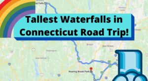 Spend The Day Exploring Connecticut's Tallest Falls On This Wonderful Waterfall Road Trip