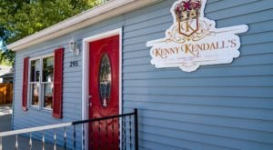 You Can Actually Get An Entire Meal At Kenny Kendall's Gourmet Popcorn In Indiana