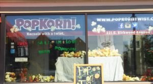 The Gourmet Popcorn Shop, PopKorn Kernels With A Twist, In Indiana Has The Most Unique Flavors Up Their Sleeves