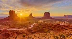 The Sunrises At This Desert Valley Park In Utah Are Worth Waking Up Early For