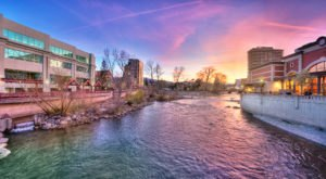 A List Of America's Best Small Cities Was Just Released And Reno, Nevada Is At The Top