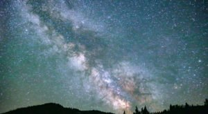Central Idaho Dark Sky Reserve Has The Best Views Of The Starry Night Sky