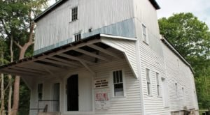 One Of The Oldest Continuously Operating Gristmills In West Virginia Has Been Grinding Grain Since 1791