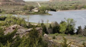 The Natural Swimming Hole At Lake Scott In Kansas Will Take You Back To The Good Ole Days