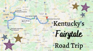 The Fairytale Road Trip That'll Lead You To Some Of Kentucky's Most Magical Places