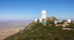 Arizona's Kitt Peak National Observatory Has The Largest Collection Of Telescopes In The World