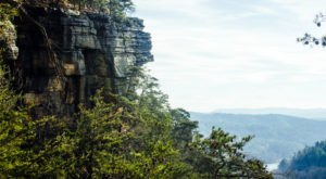 Enjoy Breathtaking Views From The Rarely Crowded Starr Mountain Trail In Tennessee