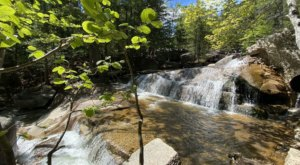 The Most Scenic Road In New Hampshire Is Home To 8 Of The Most Beautiful Hiking Trails