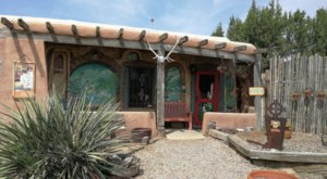Enjoy A Hearty Breakfast At The Out-Of-The-Way San Marcos Cafe And Feed Store In New Mexico