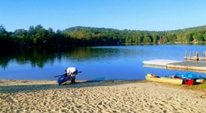 One Of The Oldest Campgrounds In The U.S., Tippicanoe Campground In New Hampshire Is Now 109 Years Old
