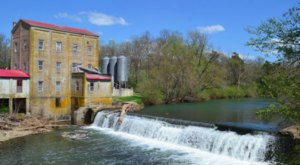 Family-Owned Since 1865, The Weisenberger Mill Is An Iconic Destination In Kentucky