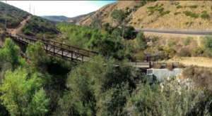 The Most Peaceful Trail On Earth, Del Dios Gorge Trail, Will Take You Through A Slice Of Paradise In Southern California