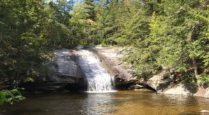 A Short But Beautiful Hike, Beede Falls Trail Leads To A Little-Known Waterfall In New Hampshire