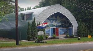 Get A Real Appreciation For Summer In New Hampshire By Visiting The Boat Museum In Wolfeboro