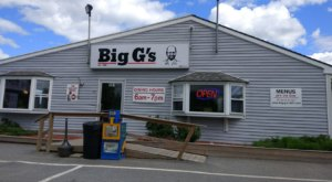 For More Than 30 Years, Big G's In Maine Has Been Satisfying Sandwich Lovers From All Corners Of The State