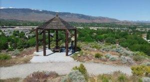 Hike Up To Huffaker Park Lookout For A Serene Adventure In The Hills Of Nevada