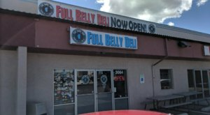 Known For Their Daring Sandwiches, Full Belly Deli Is A Lunchtime Staple In Nevada