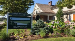 Tucked Away On A Massachusetts Marsh, The Marshside Is A Gorgeous Restaurant With Unforgettable Food