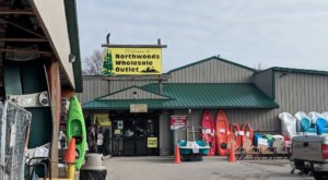 Nature Lovers Will Be In Heaven At Northwoods Wholesale Outlet, A Massive Outdoors Shop In Michigan