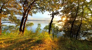 This Summer, Pay A Visit To Minnesota's Own Big Island, A 118-Acre Island At Myre-Big Island State Park In Albert Lea