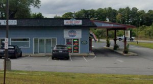 Auto-Drip Is A Drive Through Convenience Store In Maine That Will Change The Way You Shop