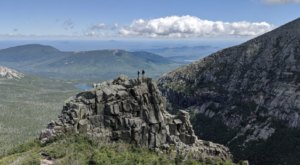 Hike Among Some Of The Tallest Mountains In Maine At Baxter State Park
