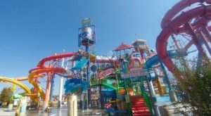 Dive Into Summer At The Now Open Cowabunga Bay, A Gigantic Water Park With Over 10 Slides To Try