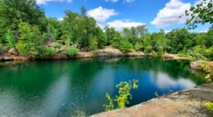 The Natural Swimming Hole At Quarry Park and Nature Preserve In Minnesota Will Take You Back To The Good Ole Days