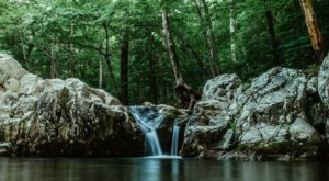 Complete With A Rope Swing And Waterfall, Arnold Valley Is A Little-Known Virginia Swimming Hole You'll Love