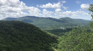 Hiking To Prospect Rock In Vermont Will Grant You A View To Last A Lifetime