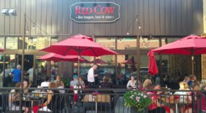 Get Your Cheese Curd Fix At Red Cow, A Deliciously Decadent Burger Spot In Minnesota
